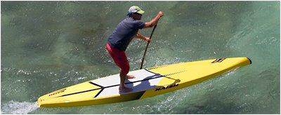 Naish SUP Glide maui surfboard rentals